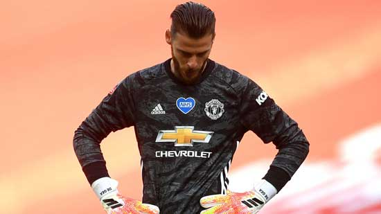 David de Gea's made two bad errors and will feel he could have done better with Chelsea's third too