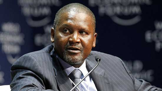 Africa's Wealthiest Man Ends the Year $4.3 Billion Better Off