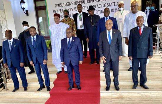 Political Crisis In Mali And ECOWAS Decisions