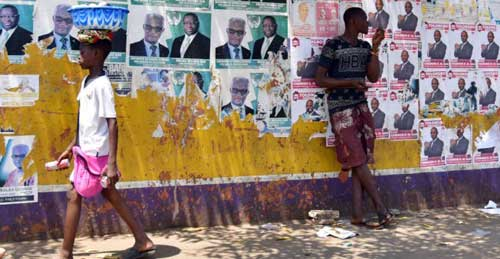 Sierra Leone court lifts order halting presidential election
