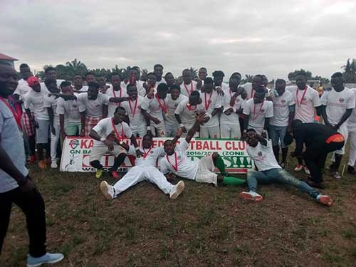 GN Bank DOL: Karela and Dreams FC Crowned Champions, Promoted to Premiership Division