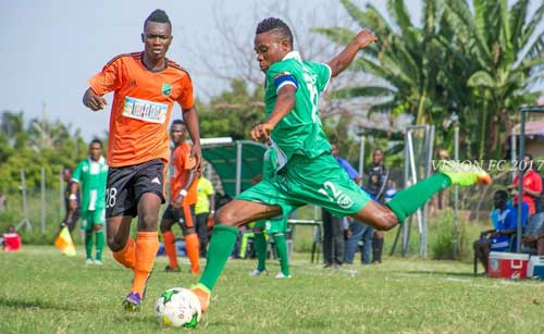 GN Bank DOL Week One Preview: Techiman City, W. Nea Salamina, New Edubiase, Hasaacas, Gt. Olympics, and Heart of Lions eye fast start. File image courtesy of Vision FC