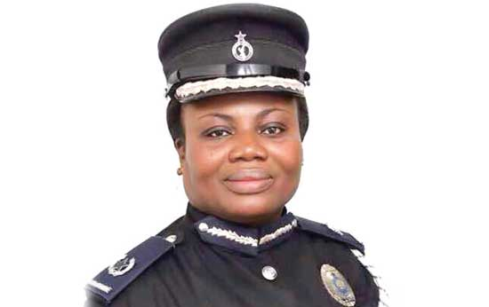 Open Letter To COP Maame Yaa Tiwaa Addo-Danquah