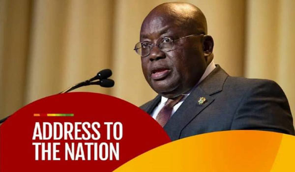 Better safe than sorry - Prez Akufo-Addo warns of difficult covid days if...