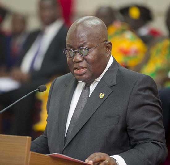 2020 is an important year in Ghana's democracy - Akufo-Addo
