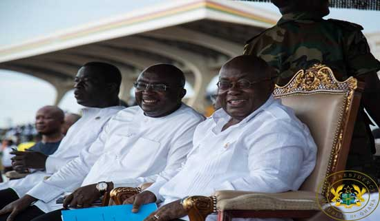 Speech By President Akufo-Addo At The 2019 May-Day Celebration Parade
