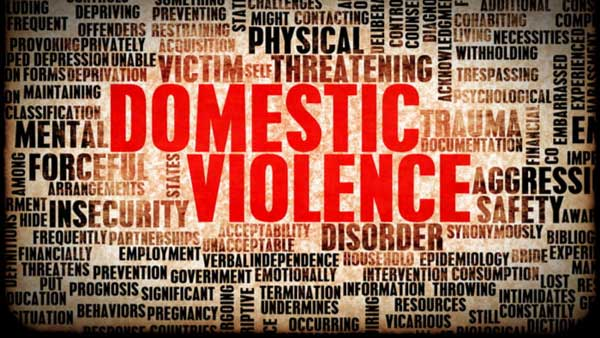 Impact of domestic violence needs fundraising to support victims. Image credit - Giving Compass