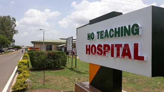 Ho Teaching Hospital