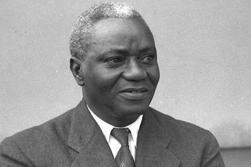 File image - Dr. J. B. Danquah, one of the fathers of Ghana's independence movement commonly known as the the 'Big Six'. (Photo: gbcghana.com)