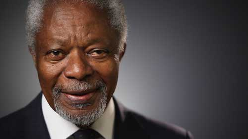 The developing world is an easy target for populists – Kofi Annan