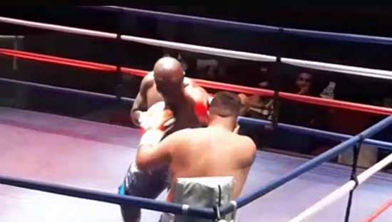 Bukom Banku wins first fight outside Ghana