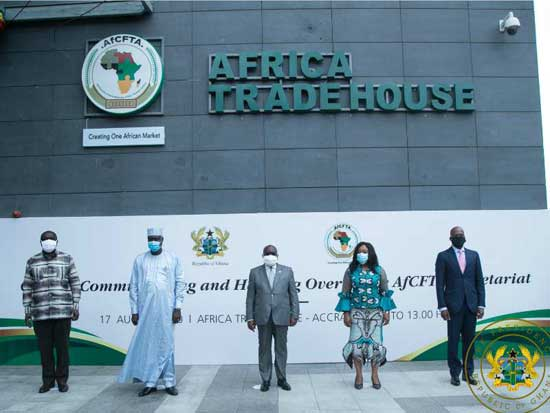 AfCFTA Benefits To Ghanaian Businesses