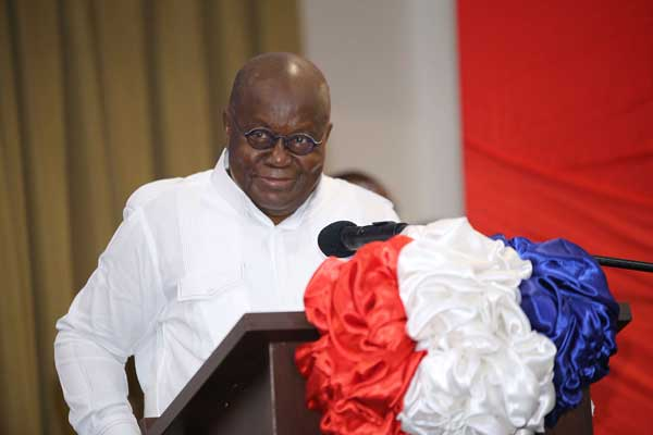 Victory Speech: I will do my best not to let you down - President-elect Akufo-Addo
