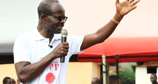 Elmina Sharks owner Dr. Paa Kwesi Nduom lambasts Ghana FA