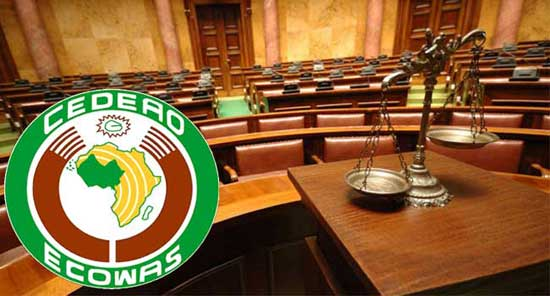 ECOWAS Court re-elected President and Vice for another term