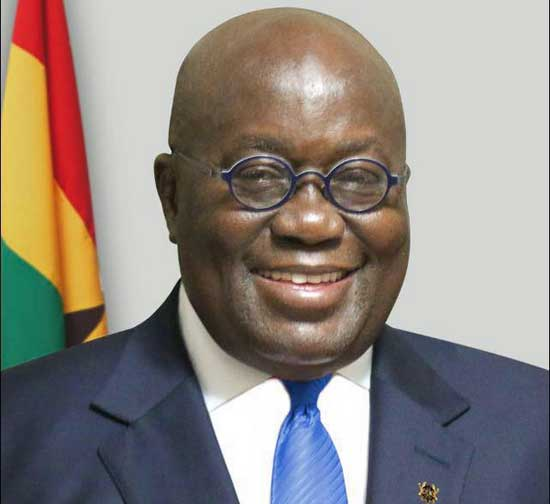 Akufo-Addo urges diaporans to help grow, develop Africa
