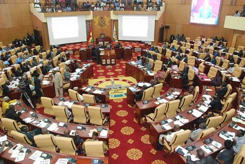 Parliament defends staff over ballot stuffing allegation