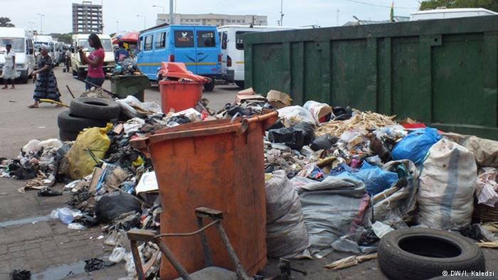 THE INSANITARY SITUATION IN GHANA