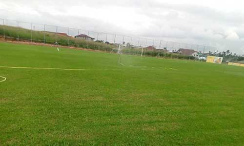 Kotoko gets new GH₵524,000 training pitch
